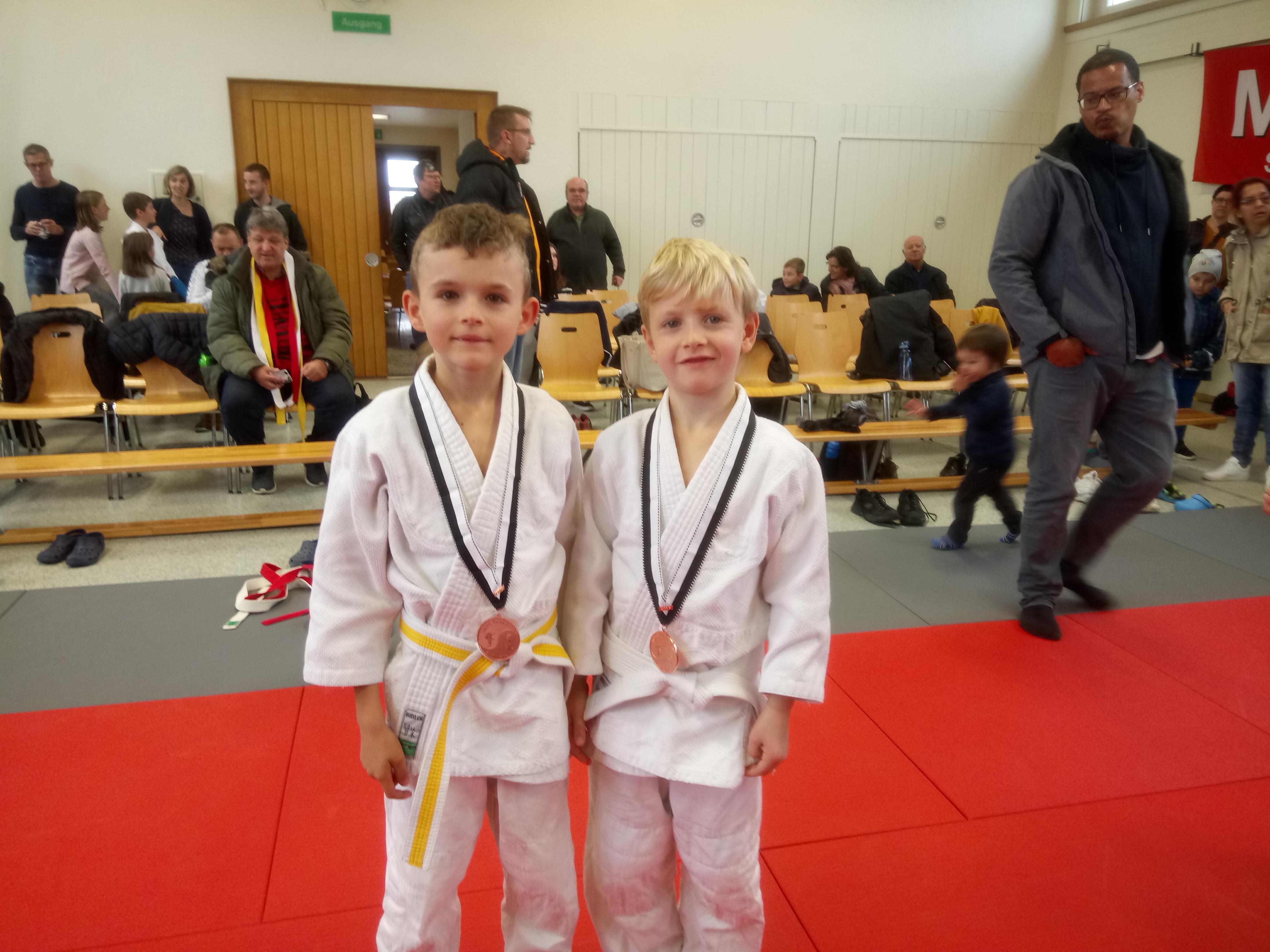 Drei Bronzemedaillen am Jugendturnier in Kulm